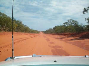 Dirt Road to Willies Creek