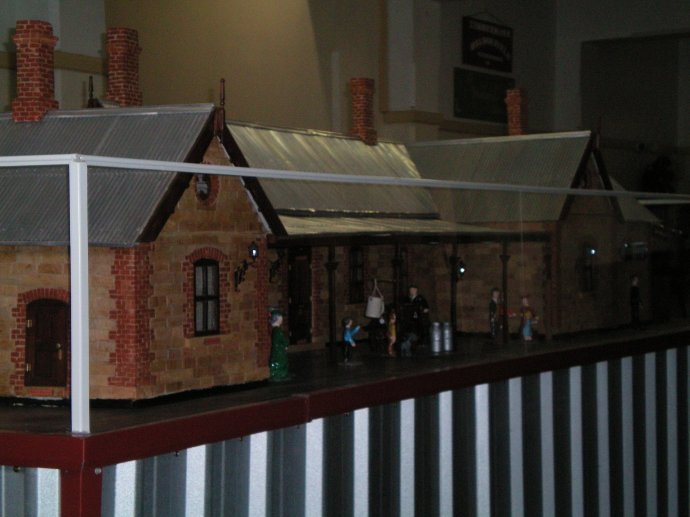 Miniature Petersburg Station