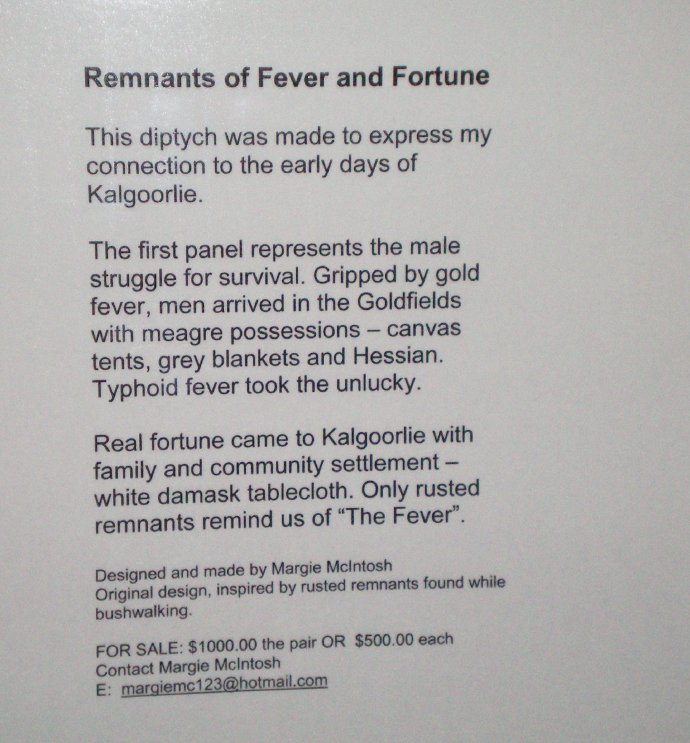 "Explanation of ""Remnants of Fever and Fortune"""