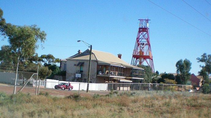 Mines Around Town