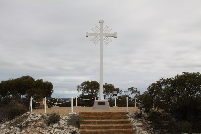 Travellers' Cross at Eucla