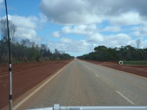 Recently Graded Road to Broome