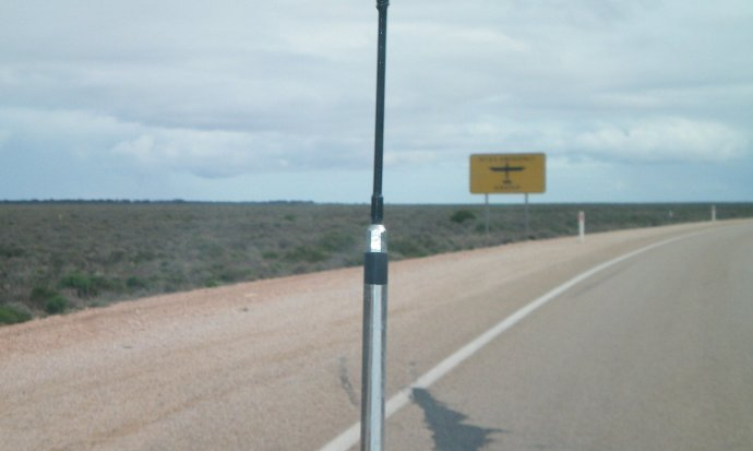 RFDS Signs on the Highway