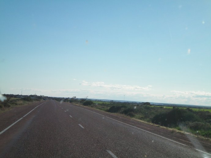 First Glimpse of Ceduna