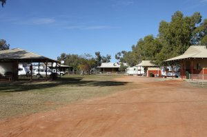 Camping Area at Karalundi