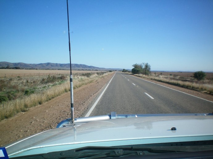 En Route to Port Augusta