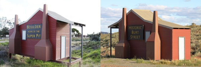 Interesting Way to Welcome Visitors to Kalgoorlie-Boulder