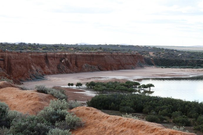 Matthew Flinders Red Cliffs - Port Augusta