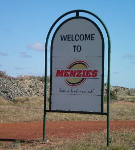 Welcome to Menzies