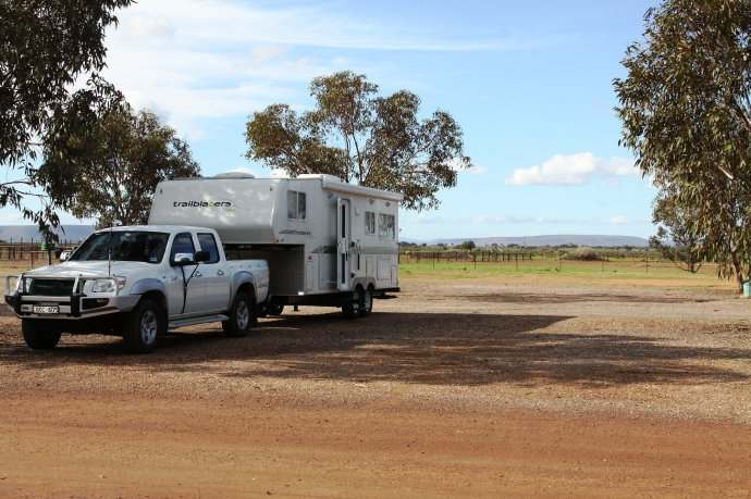 Nuttbush Retreat at Pandurra Station