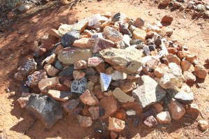 Our Contribution to the Rock Pile