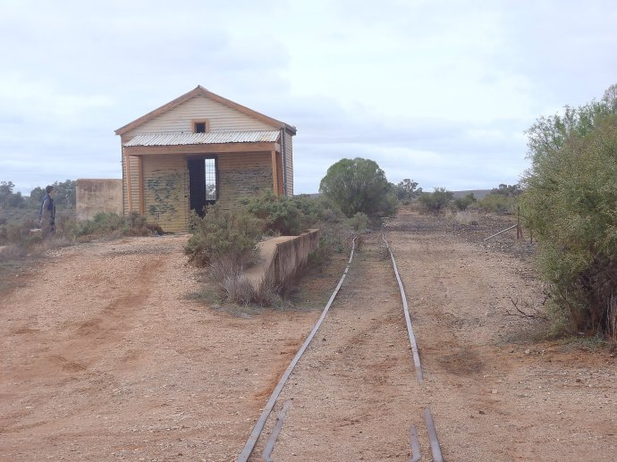 Old Tramway Station