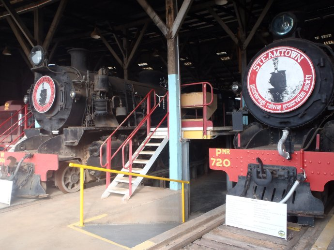 Some of the Steam Engines