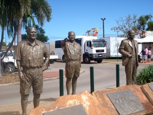 Pioneers of the Cultured Pearl Industry in Broome