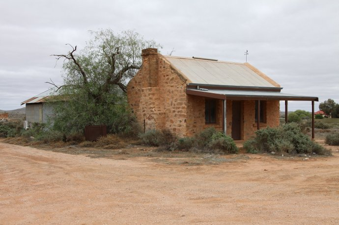 Charming old cottage still standing