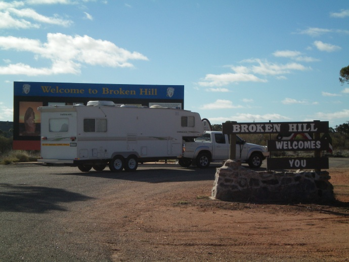 Welcome to Broken Hill
