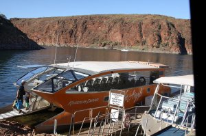 Lake Argyle Tour