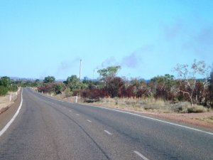 Smoke Stacks in Mount Isa