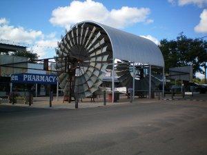 Windmill Feature at Hughenden