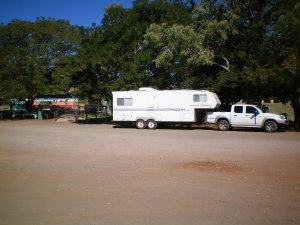 Mary Kathleen Memorial Park & Museum at Cloncurry