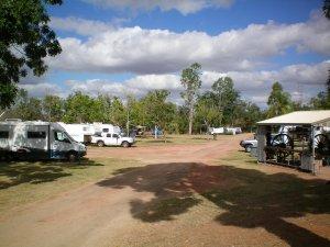 Aussie Outback Oasis Van Park