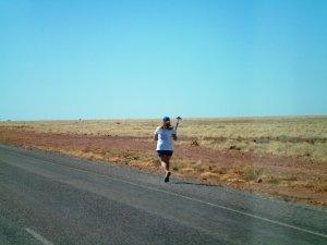 Peace Runner