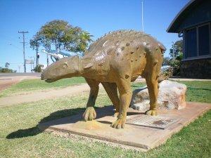 Smaller Dinosaur