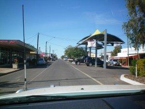 Main Street of Julia Creek