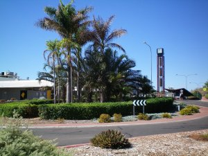 Mount Isa City Clock