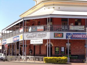 Heritage Building in Childers