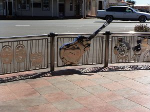 Street Artwork in Childers
