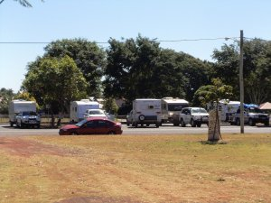 Caravan Parking in Childers