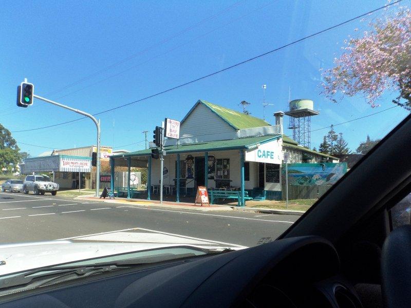 Coffee Shop & Butcher in Tiaro