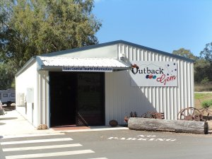 Outback Gem and Tourist Info Centre