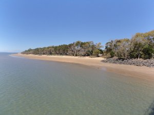 View from Urangan Pier