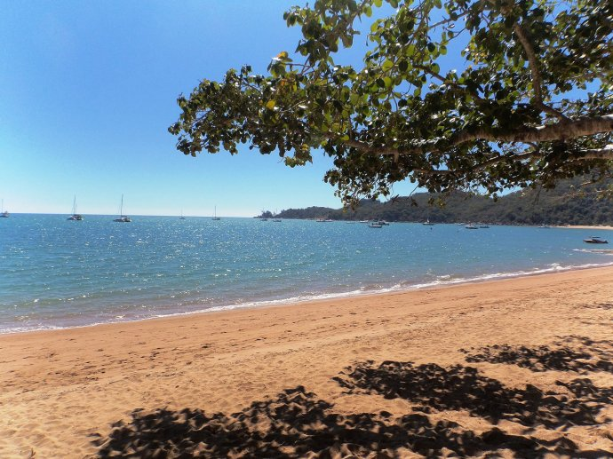 Horseshoe Bay on Magnetic Island