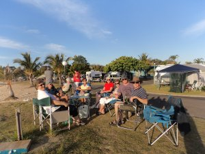 Happy Hour at Cotton Tree