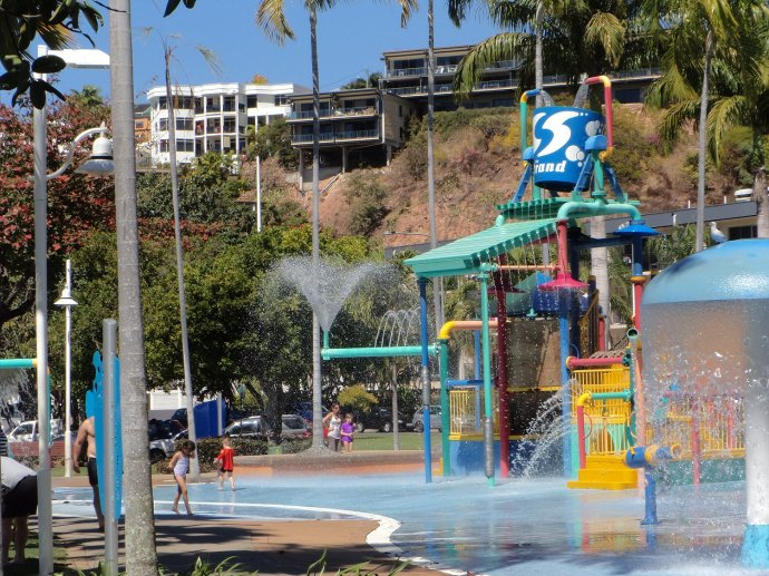 Kids' Water Fun Park