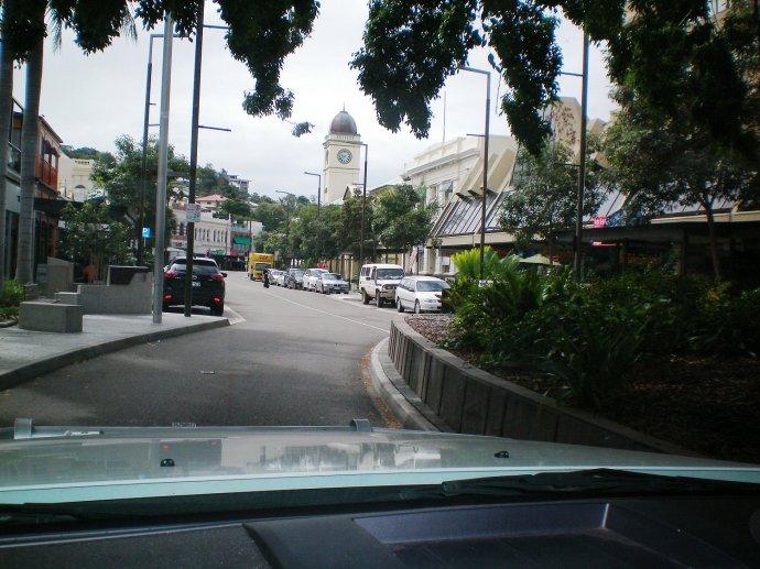 Flinders Street Townsville