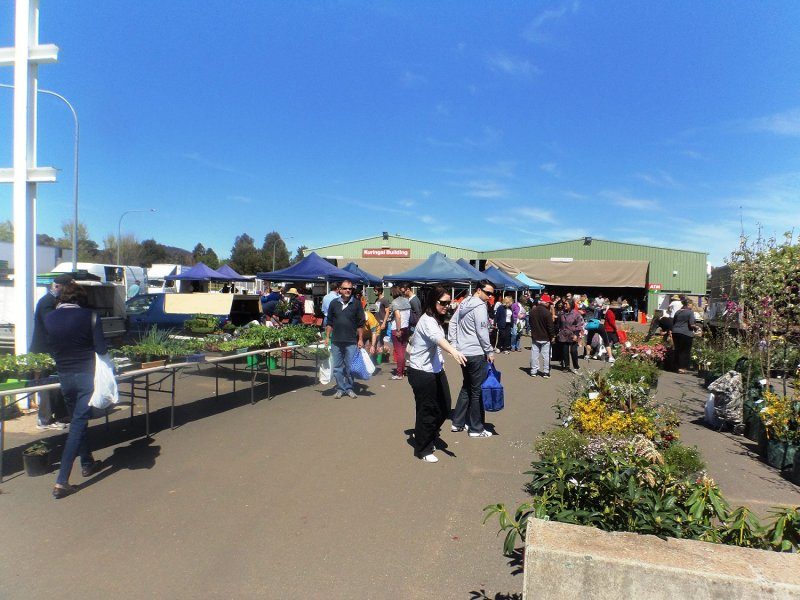 Farmers Market at EPIC