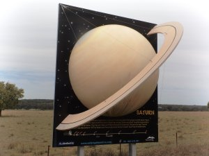 Even more surprising Saturn Billboard