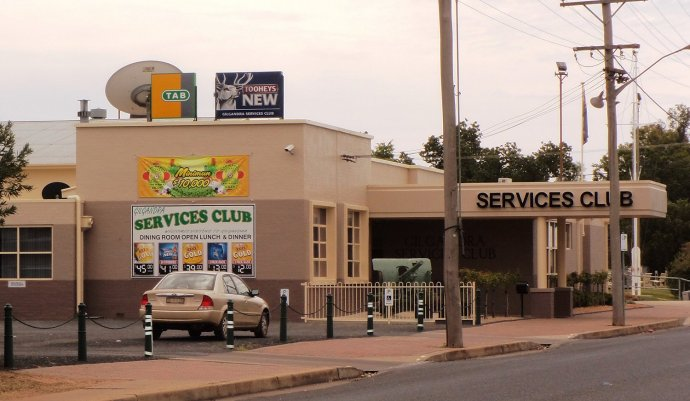 Gilgandra Services Club