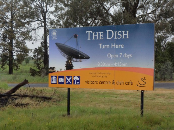 Turn Here for The Dish