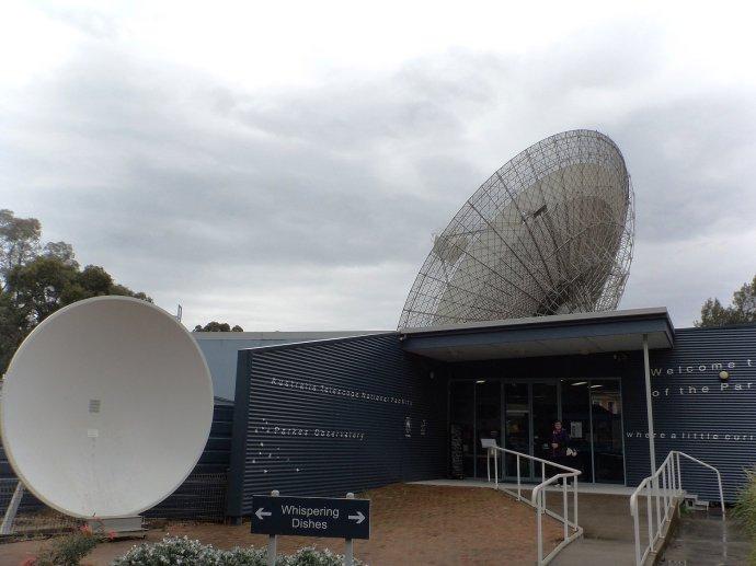 Australian Telescope National Facility - Parkes Observatory
