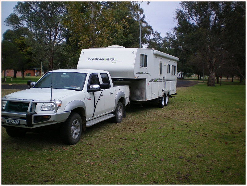 Great Spot at Gilgandra Caravan Park