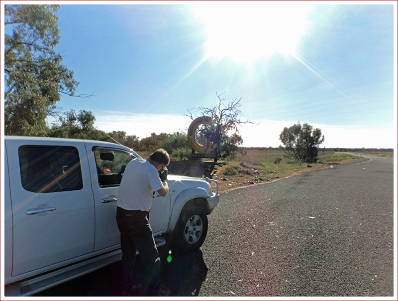Roadside Adjustments on the Kidman Way