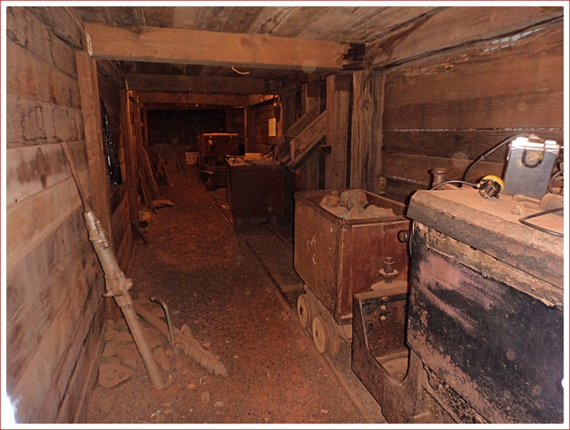 Reproduction Underground Mine