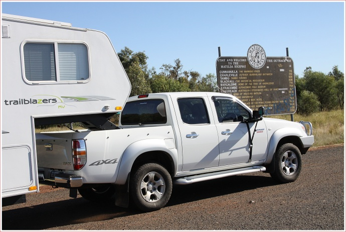 On the Road to Cunnamulla