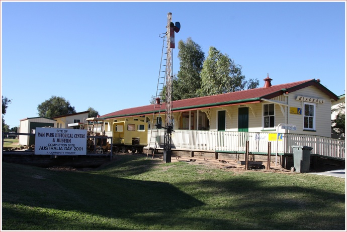 Blackall Visitor Information Centre
