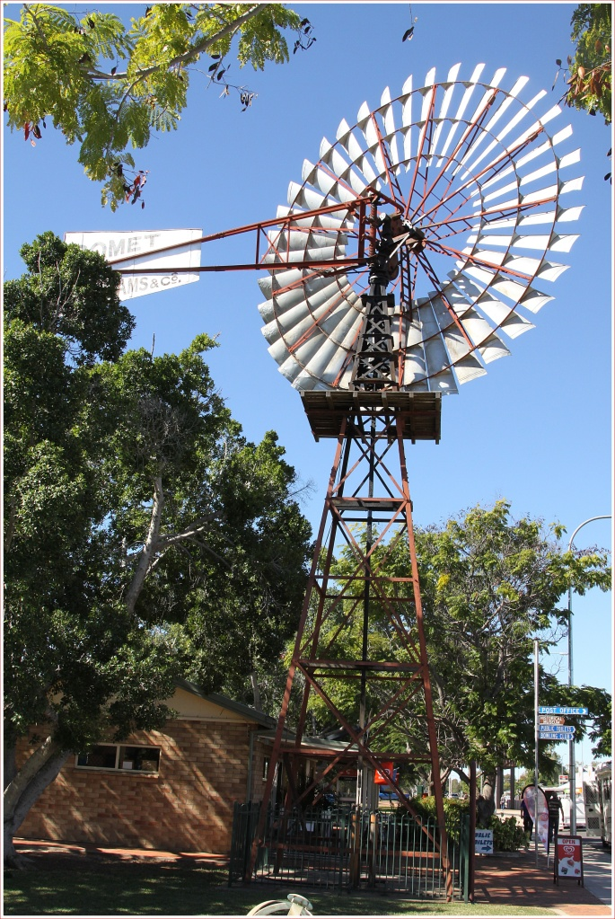 Comet Windmill at Barcaldine